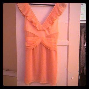 Keepsake Australian designer mini dress 🍑🐚